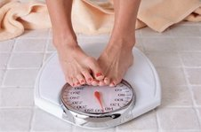 lose weight scale